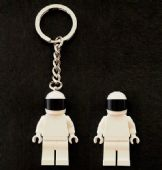 1 x The Stig Plus 1  x Stig Keychain Brand New